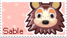New Leaf Sable Stamp by Stamp-Crossing