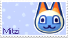 New Leaf Mitzi Stamp by Stamp-Crossing