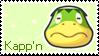 New Leaf Kapp'n Stamp by Stamp-Crossing