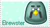 New Leaf Brewster Stamp by Stamp-Crossing