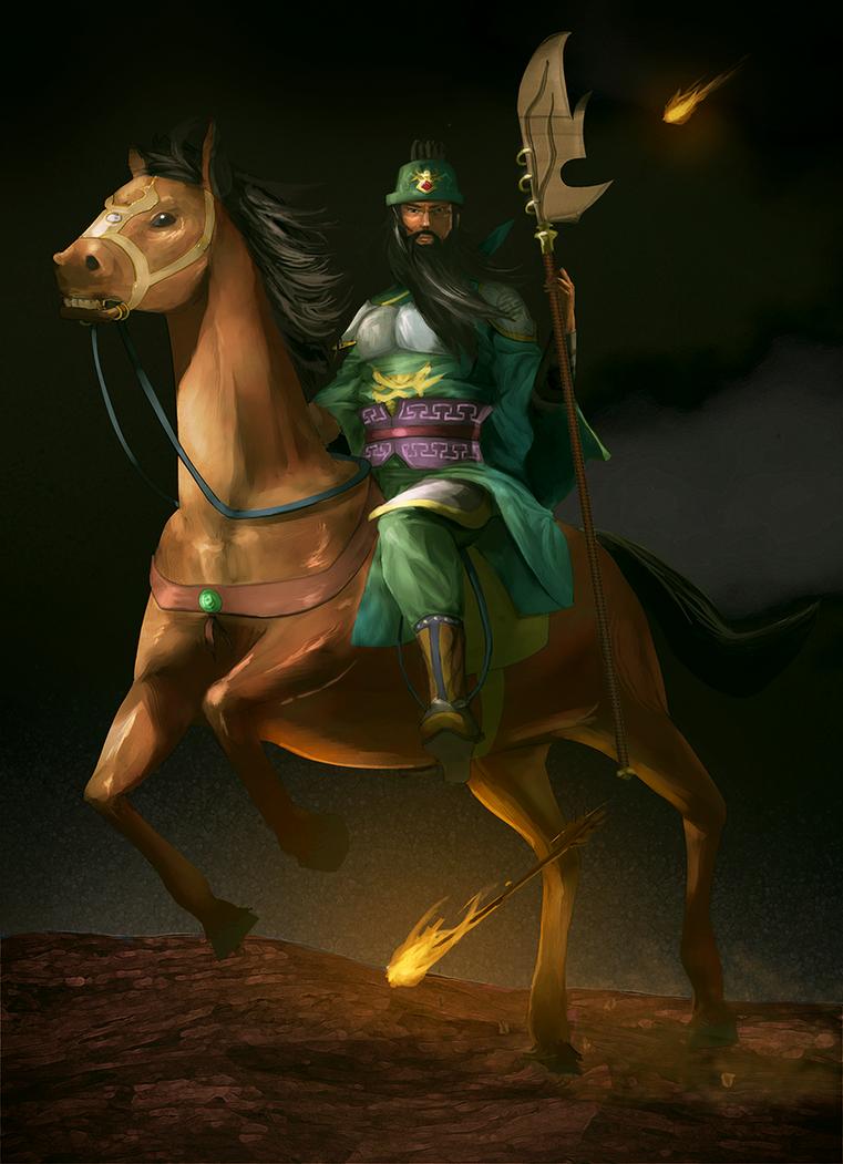 Guan Yu15 s by el-fio
