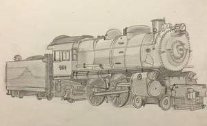 Pennsylvania Railroad E6