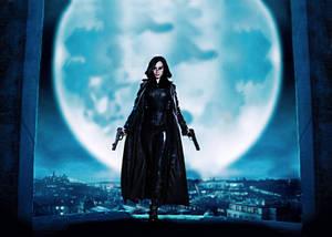 Selene/Underworld cosplay