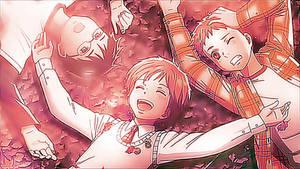 Chihaya, Arata e Taichi by JaquelineDickinson