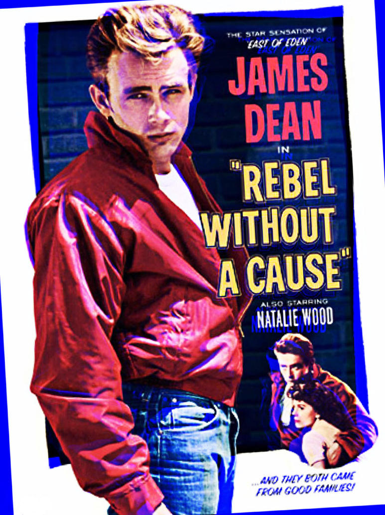 Rebel Without a Cause by JaquelineDickinson