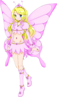 Karin (fairy version) [CLEANED]