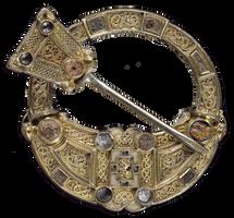 Ancient Hunterston Brooch