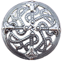 Viking Shield Style Brooch by EveyD