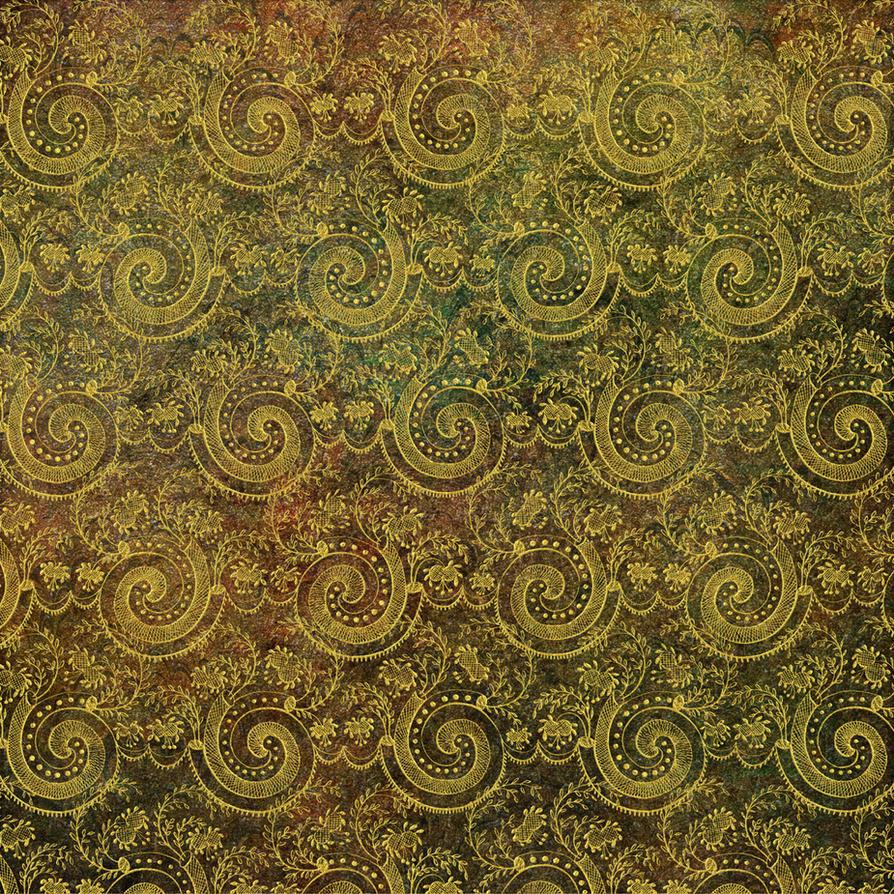 EKD Multi Swirl Damask - 1816 by EveyD