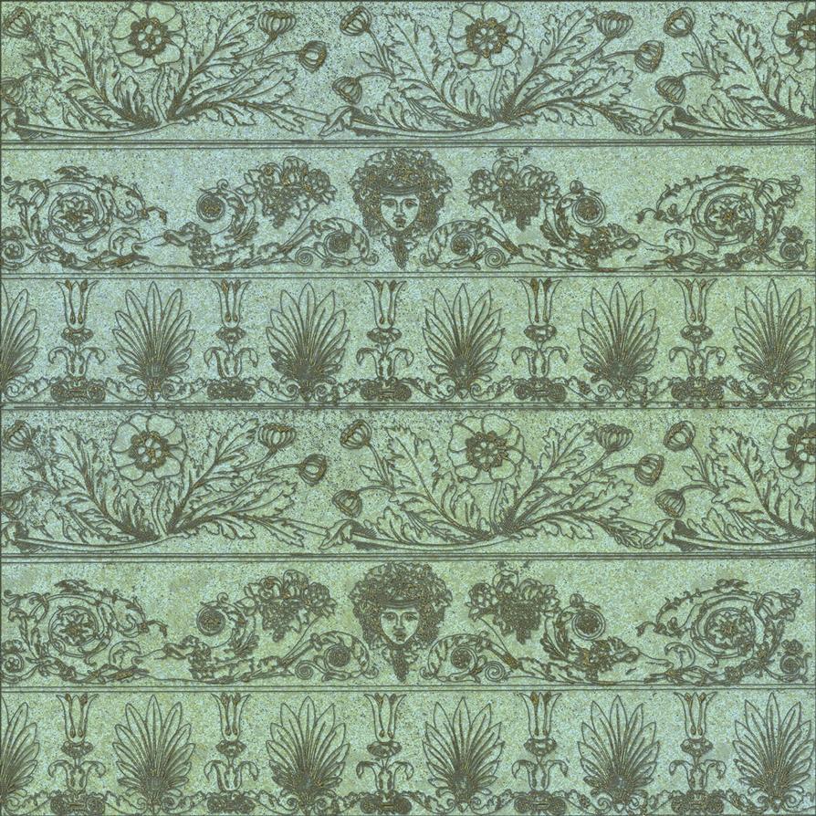 EKD Vintage Pattern 4 - 1817 by EveyD