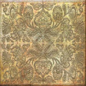 EKD Fancy Pattern Gold - 1819