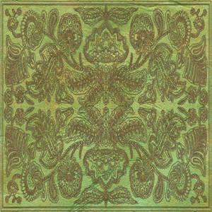 EKD Fancy Pattern Green - 1819