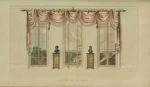 1819 Swag Curtain - Original