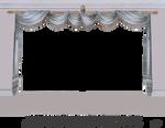 1820 Regency Curtain Room - EKD 2
