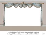 1820 Regency Curtain Room - EKD 3