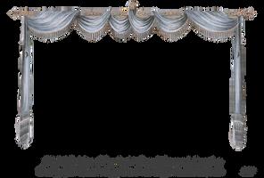 1820 Regency Curtain Room - EKD 2 curtain only