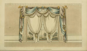 1820 Regency Curtain-Ackermann Repository Original