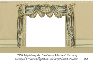 1820 EKD Regency Curtain Room 2