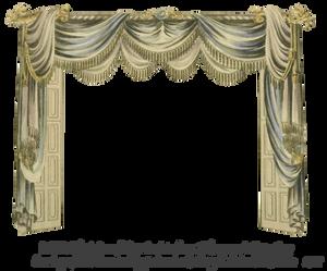 1820 EKD Regency Curtain Room 2 - curtain only