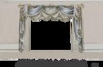 1820 EKD Regency Curtain Room 3 by EveyD