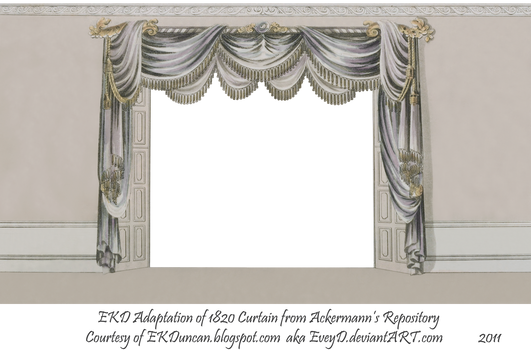 1820 EKD Regency Curtain Room 4