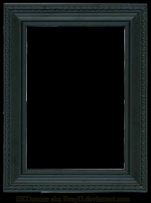 Black Glasses Frame Png : EKD Black Frame by EveyD on DeviantArt