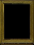 Antique Gold Vintage Frame 1 by EKDuncan
