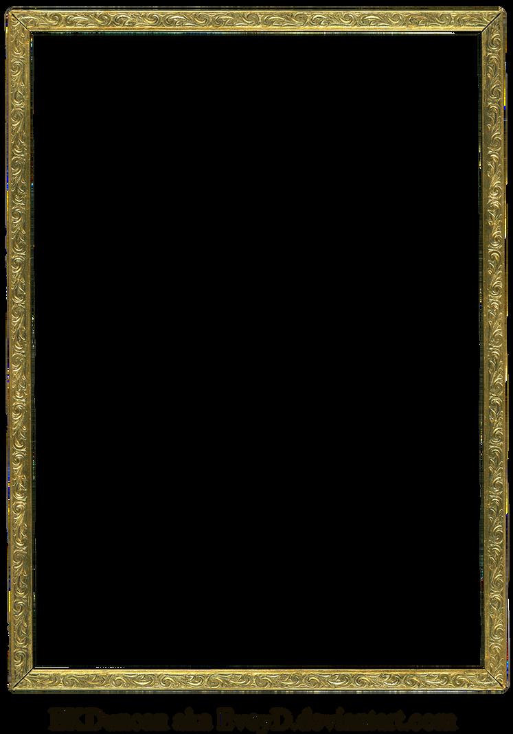 black and gold frame png. Antique Gold Vintage Frame 3 By EKDuncan EveyD Black And Png