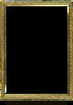Antique Gold Vintage Frame 3 by EKDuncan