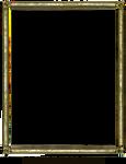 Antique Gold Vintage Frame 4 by EKDuncan
