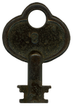 Antique Key for Unknown Lock by EveyD