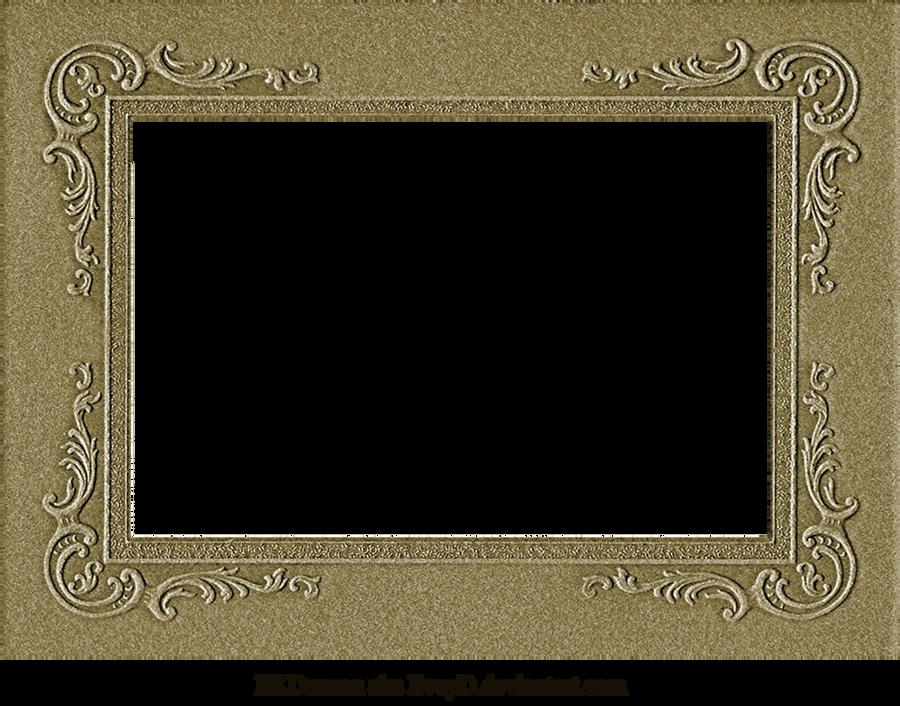 Vintage Cabinet Card Photo Frame Pressboard 2 by EveyD on DeviantArt