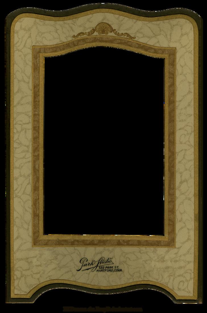 1931 Vintage Photo Frame from Pressed Cardboard by EveyD on DeviantArt