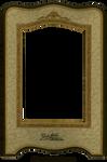 1931 Vintage Photo Frame from Pressed Cardboard