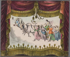 Paper Theater Curtain - Original by EveyD