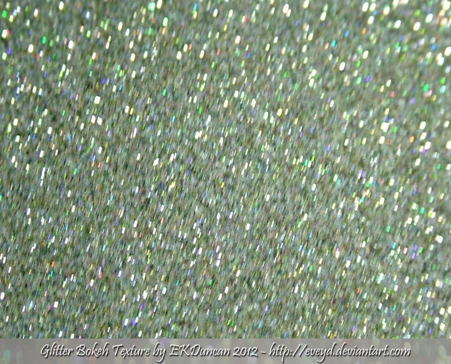 Mint Green 6 Bokeh Glitter Texture Background By EveyD