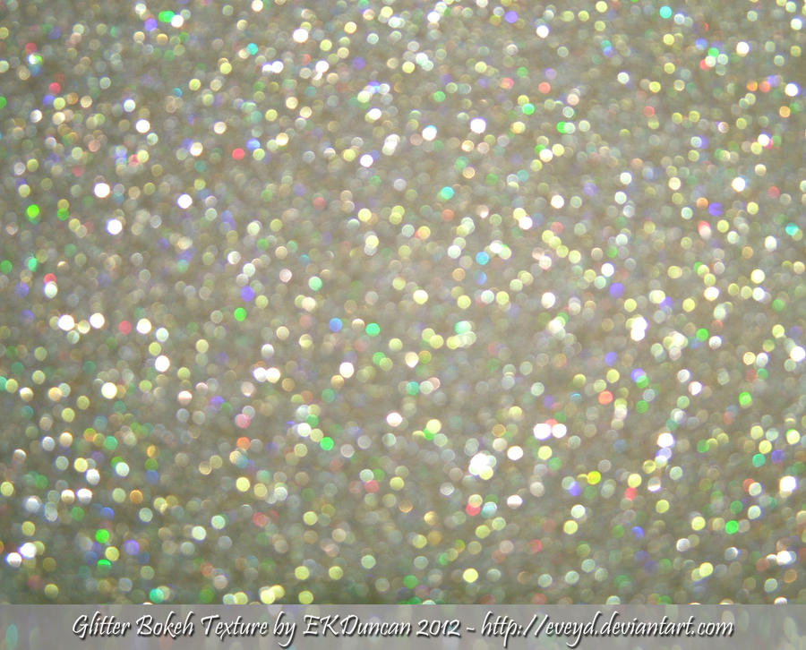 Fairy Dust 1 Bokeh Glitter Texture Background by EveyD