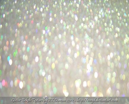Fairy Dust 2 Bokeh Glitter Texture Background