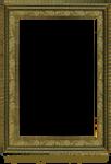Antique Scroll Frame Rectangular Creation EKDuncan