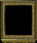 Antique Scroll Frame Square Creation EKDuncan