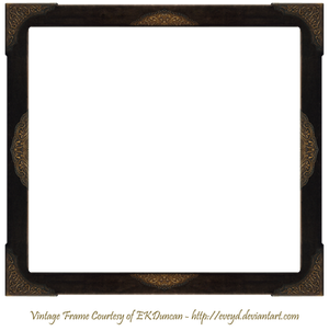 Eastern Accent Frame 4 by EKDuncan