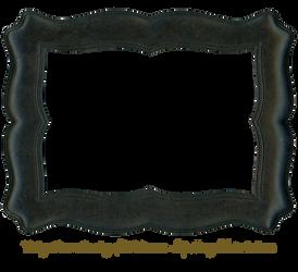 Funky Metal Frame by EKDuncan