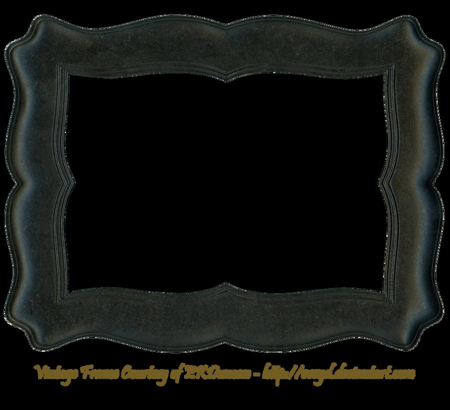 Funky Metal Frame by EKDuncan by EveyD on DeviantArt