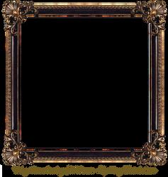 Elaborate Wood Frame 2 by EKDuncan