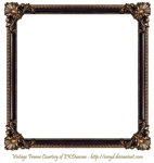 Elaborate Wood Frame 2 by EKDuncan
