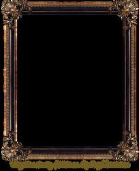 Elaborate Wood Frame 3 by EKDuncan