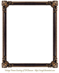 Elaborate Wood Frame 3 by EKDuncan