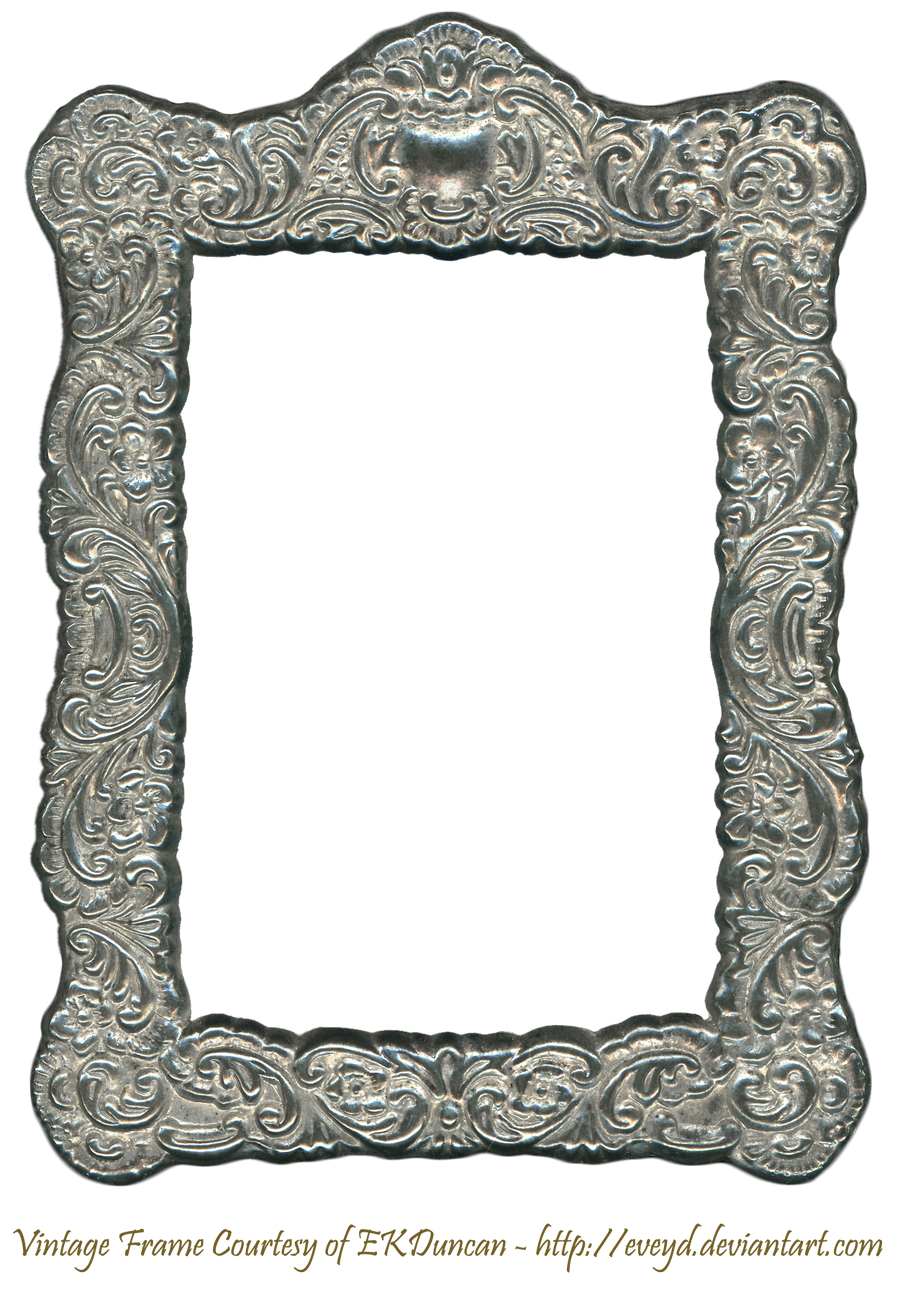eveyd 40 6 floral embossed metal frame gold by eveyd - Metal Photo Frames