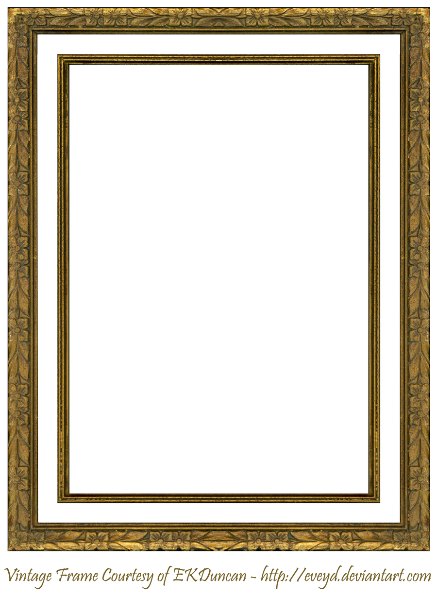Frames Png By Eveyd On Deviantart