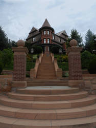 McCune Mansion Haunted House by EveyD